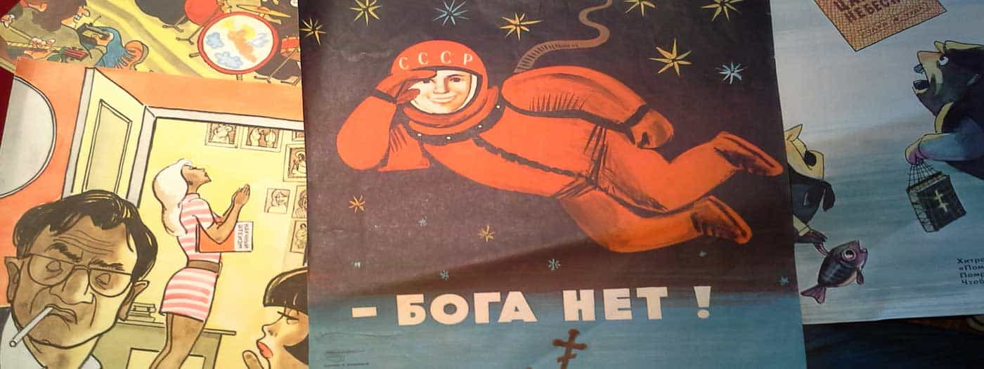 Russian posters