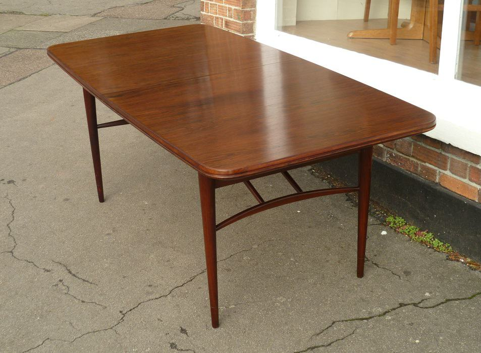 Robert Heritage rosewood dining table