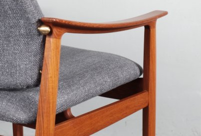 Tove and Edvard Kindt-Larsen armchair by France and Son