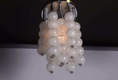 1960's Murano glass chandelier