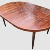 Kai Kristiansen Rosewood dining table, Danish 1960's