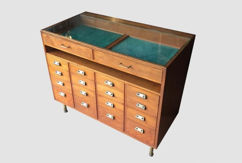 1930's Haberdashery Drawers