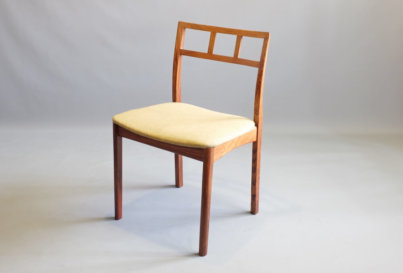 Danish 1960's rosewood dining chair