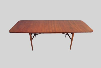 Robert Heritage Teak Hamilton dining table by Archie Shine