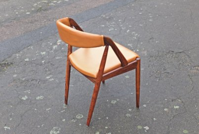 Kai Kristiansen Model 31 Rosewood dining chairs