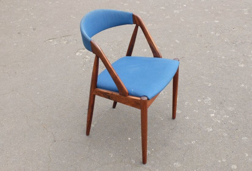 Kai Kristiansen Model 31 Rosewood dining chair