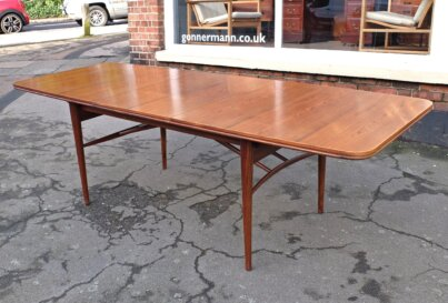 Robert Heritage Hamilton Rosewood table by Archie Shine