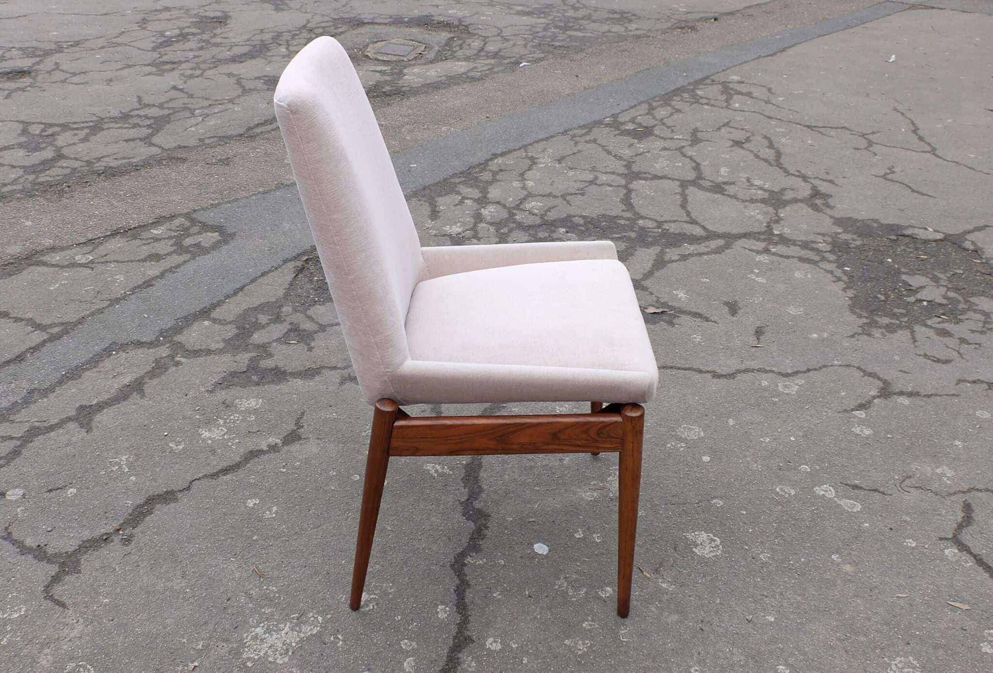 Robert Heritage Rosewood Dining Chairs